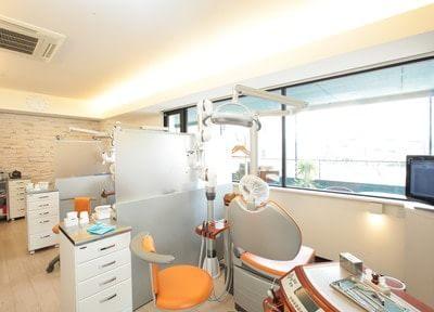 【芦屋市:芦屋駅(阪神)北口 徒歩1分】 のとはら歯科医院 芦屋診療所の院内写真2