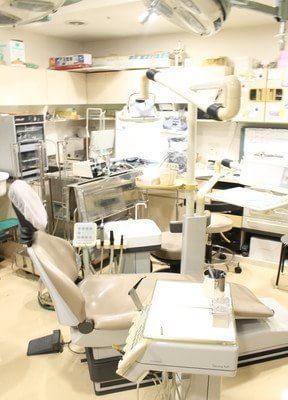 大須観音駅 2出入口徒歩4分 名古屋歯科口腔外科の院内写真6