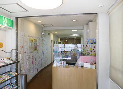 鹿児島駅 車9分 小児歯科こぐまクリニックの院内写真5
