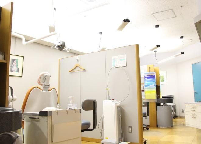 麹町駅 1番出口徒歩9分 赤坂歯科診療所(千代田区 永田町駅)の治療台写真6