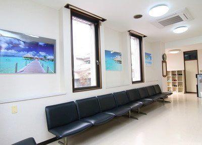 鶴田駅 出口徒歩 5分 村山矯正歯科医院の院内写真2