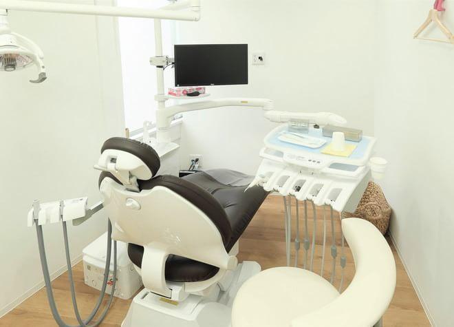 川口駅 東口徒歩 3分 川口歯科の治療台写真3