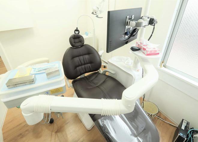 川口駅 東口徒歩 3分 川口歯科の治療台写真4