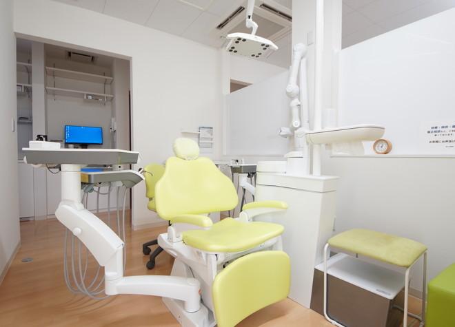 新潟駅 車15分 ほんま歯科・小児歯科クリニックの治療台写真7