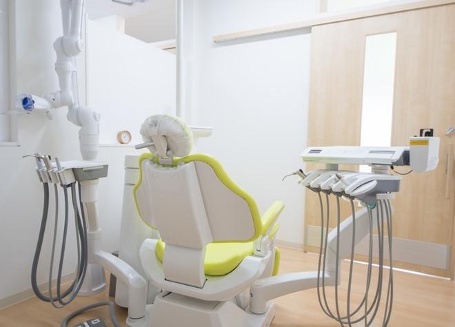 新潟駅 車15分 ほんま歯科・小児歯科クリニックの治療台写真6