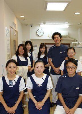 宮ノ前駅 徒歩1分 宮の前歯科クリニックのスタッフ写真2