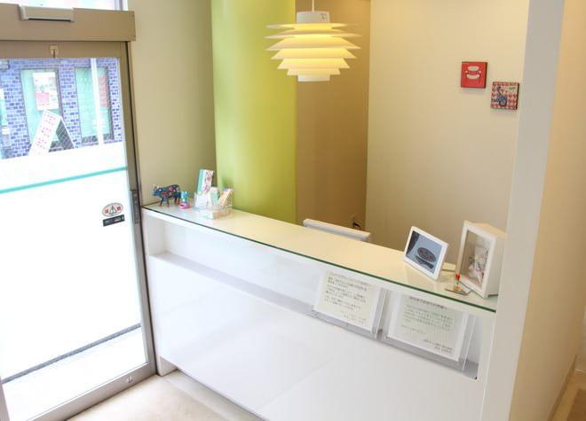 沼袋駅 北口徒歩 4分 沼袋ソレイユ歯科・矯正歯科の院内写真2