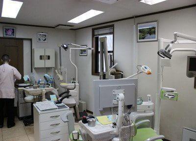 出町柳駅 2番出口徒歩 8分 山田歯科医院の院内写真3