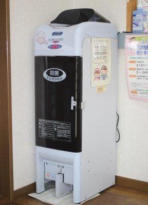 出町柳駅 2番出口徒歩 8分 山田歯科医院の院内写真5