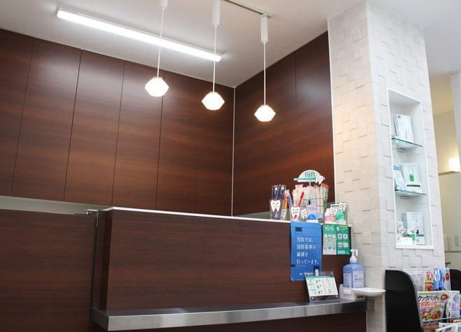 横須賀中央駅 出口徒歩 8分 内一歯科医院の院内写真4