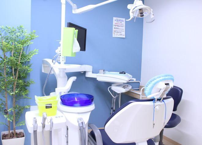 ひばりヶ丘駅 出入口2徒歩 3分 よつば歯科クリニックの治療台写真6