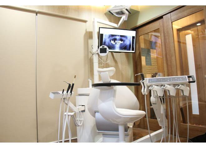 浅草駅 徒歩11分 渡辺歯科医院の治療台写真5