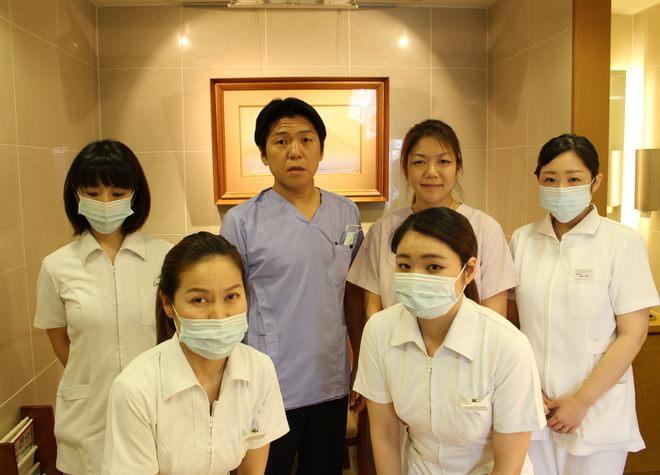 調布駅 北口徒歩 2分 布施歯科医院写真1