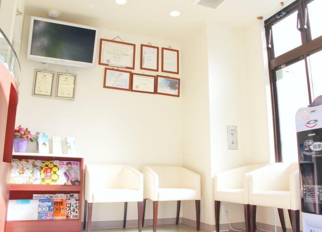 新宿御苑前歯科の画像