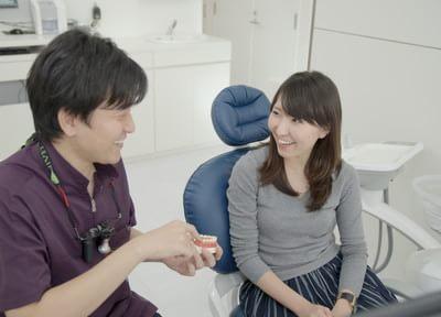 名古屋駅 徒歩5分 めいよん歯科写真1