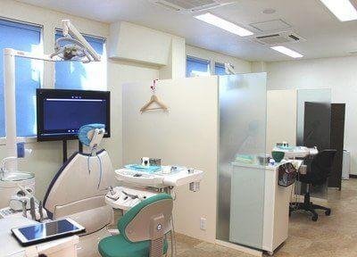 越谷駅 徒歩2分 アインス歯科の院内写真3
