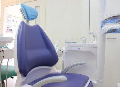 越谷駅 徒歩2分 アインス歯科の院内写真2