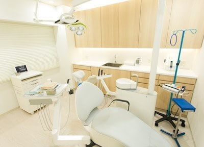 越谷駅  車7分 たけまさ歯科の院内写真5
