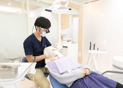 たけまさ歯科の画像
