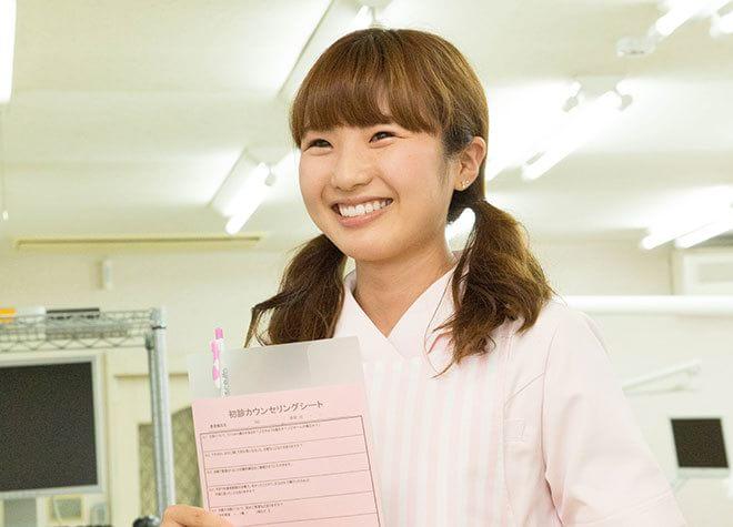 久喜駅 西口車7分 あまがい歯科医院のスタッフ写真3