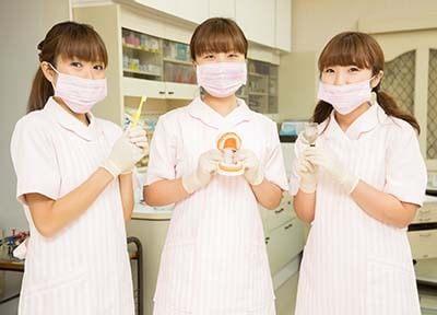 久喜駅 西口車7分 あまがい歯科医院のスタッフ写真1