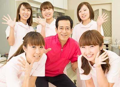 久喜駅 西口車 7分 あまがい歯科医院のスタッフ写真3