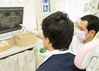 久喜駅 西口車7分 あまがい歯科医院の院内写真7