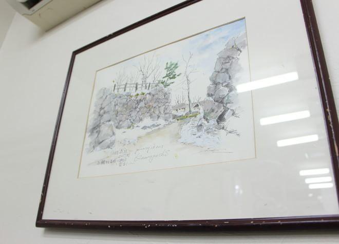 橿原神宮前駅 西出口徒歩1分 タケウチデンタルクリニックの院内写真4