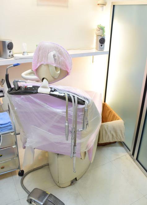 【神戸市長田区:新長田駅 徒歩3分】 医療法人神戸歯科診療所の院内写真4