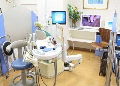 大和駅(神奈川県) 出入口2徒歩7分 かわさき歯科・矯正歯科の院内写真2