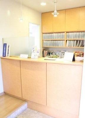 大和駅(神奈川県) 出入口2徒歩7分 かわさき歯科・矯正歯科の院内写真4