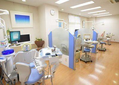 大和駅(神奈川県) 出入口2徒歩7分 かわさき歯科・矯正歯科の院内写真7