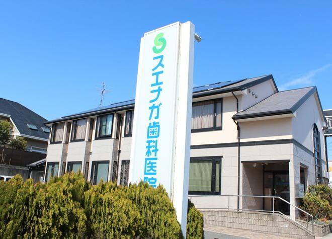 鳴海駅 2番出口車11分 スエナガ歯科医院の外観写真5