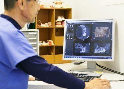 もりの歯科の画像