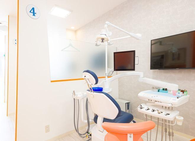 八王子みなみ野駅 出口バス 10分 八王子みなみアット歯科の治療台写真3