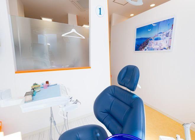 八王子みなみ野駅 出口バス 10分 八王子みなみアット歯科の治療台写真4