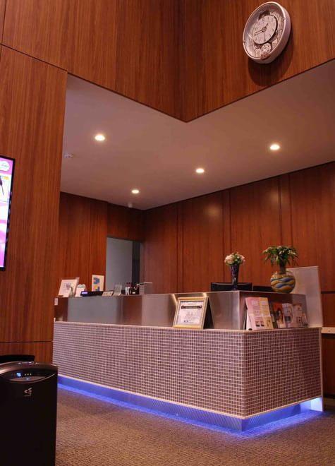 島原外港駅 出口車 26分 有家ふるせ歯科口腔クリニックの院内写真2
