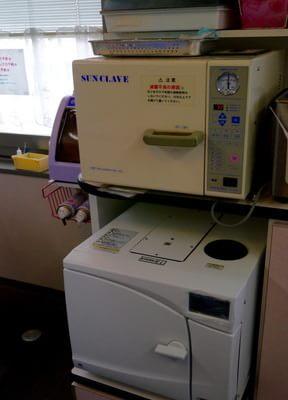 枚方市駅 車28分 古市歯科医院の院内写真7