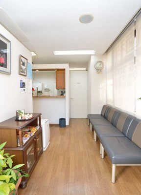 千石駅 A4出口徒歩 7分 はんざわ歯科の院内写真5