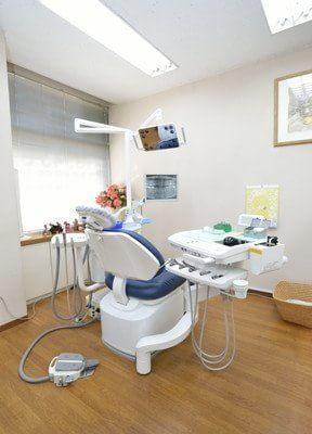 千石駅 A4出口徒歩 7分 はんざわ歯科の院内写真6