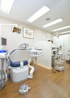 千石駅 A4出口徒歩 7分 はんざわ歯科の院内写真7