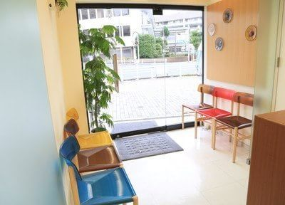 飯田橋駅 C3番出口徒歩5分 後楽園デンタルオフィスの院内写真2