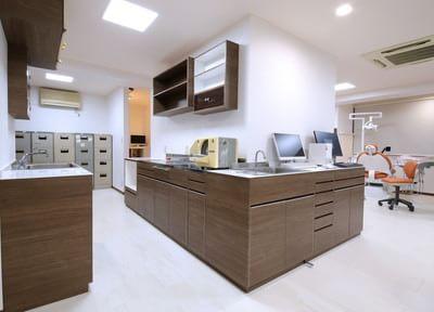 桜駅(愛知県) 出口徒歩9分 やくし歯科医院の院内写真5