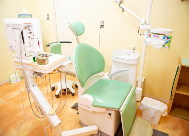 幡ヶ谷駅 北口徒歩 8分 おくはた歯科クリニックの治療台写真2