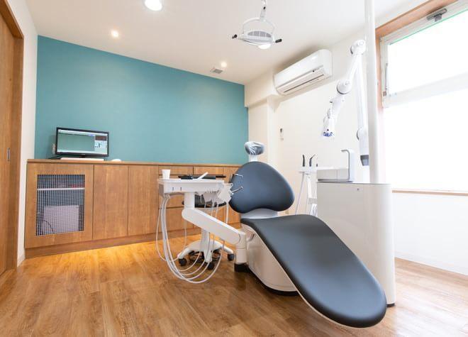 用賀駅 東口徒歩 7分 上用賀歯科の治療台写真6
