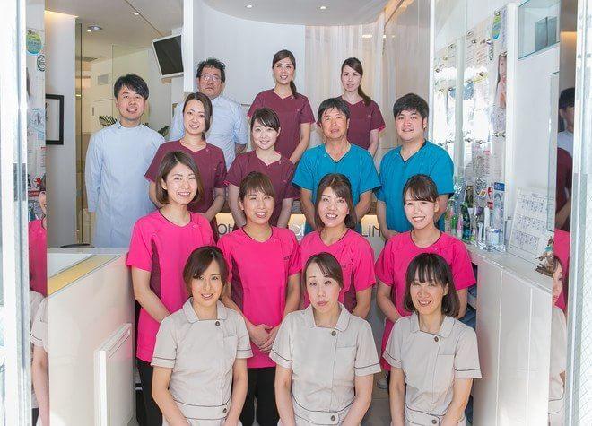 【尼崎市:塚口駅 徒歩1分】 徳永歯科クリニックのスタッフ写真2