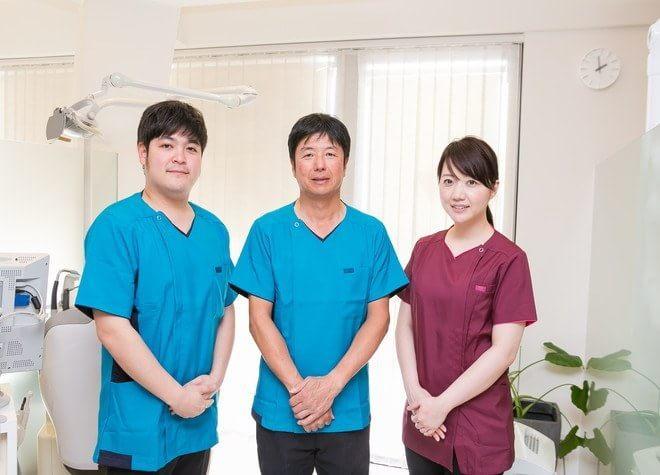 塚口駅(阪急)北口 徒歩1分 徳永歯科クリニックのスタッフ写真3