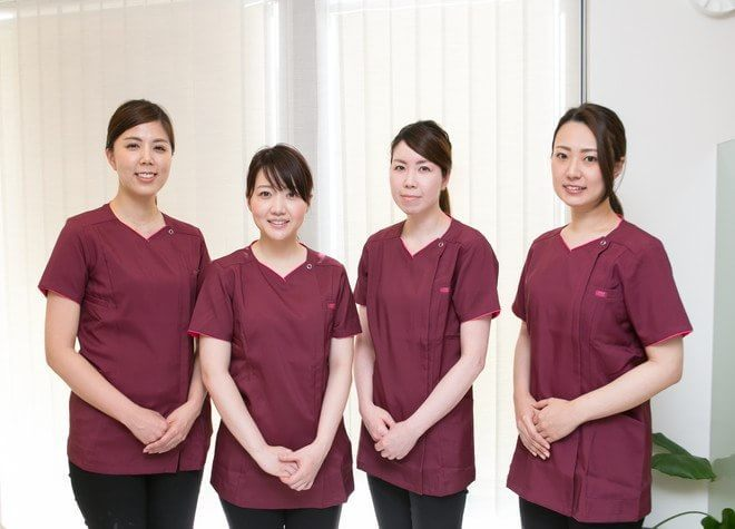 塚口駅(阪急)北口 徒歩1分 徳永歯科クリニックのスタッフ写真4