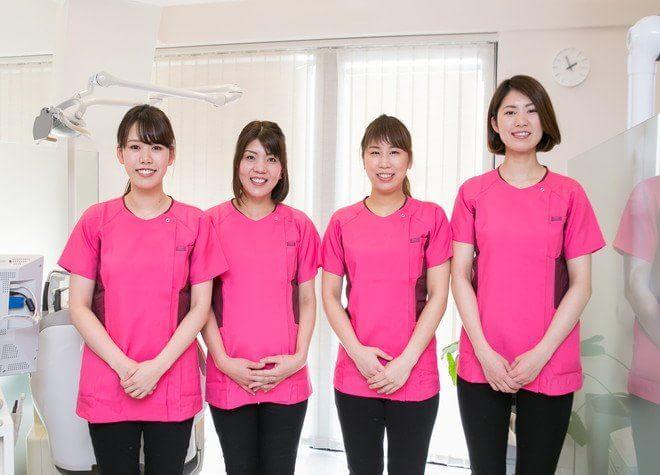 塚口駅(阪急)北口 徒歩1分 徳永歯科クリニックのスタッフ写真6