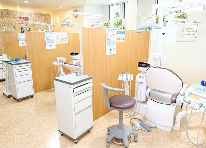 朝倉街道駅 出入口徒歩 13分 しおみち歯科クリニックの治療台写真2